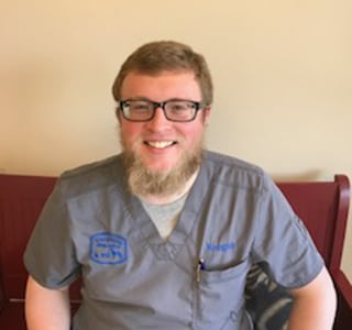 Veterinary Staff in Greenwood: Veterinary Assistant Keegan
